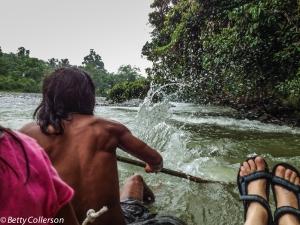 Tangkahan - River tubing